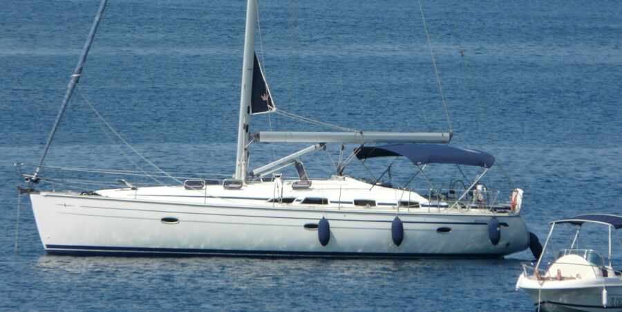 Bavaria 50 Sailing Yacht Charter from Corfu, Lefkas and Athens Greece