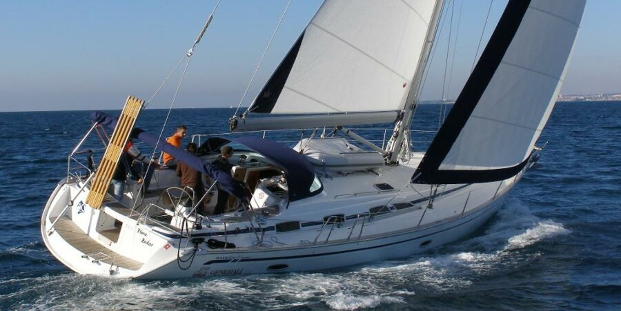 Bavaria 51 Sailing Yacht Charter from Corfu, Lefkas and Athens Greece