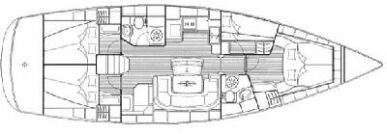 bavaria 46 deck plan